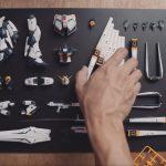 Grades of Gundam Models