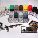 How to Thin Acrylic Paint for an Airbrush When Painting Miniatures