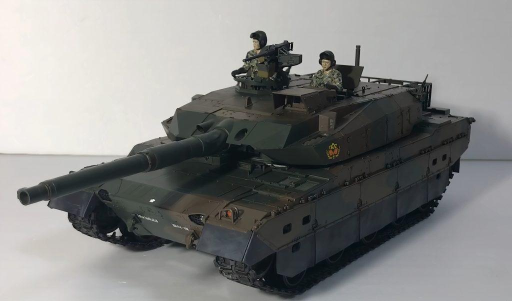 Jgsdf Type 10 MBT Tank 1/35