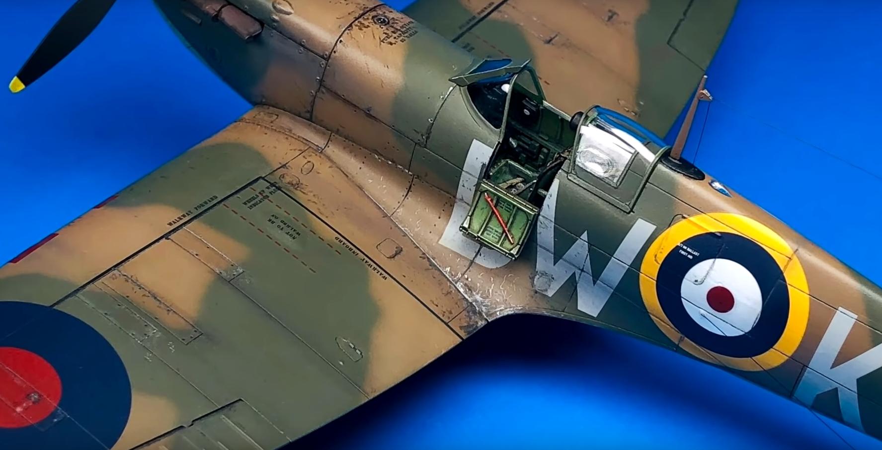 TAMIYA America, Inc 1/48 Supermarine Spitfire Mk.I, TAM61119 Review – Features, Pros & Cons