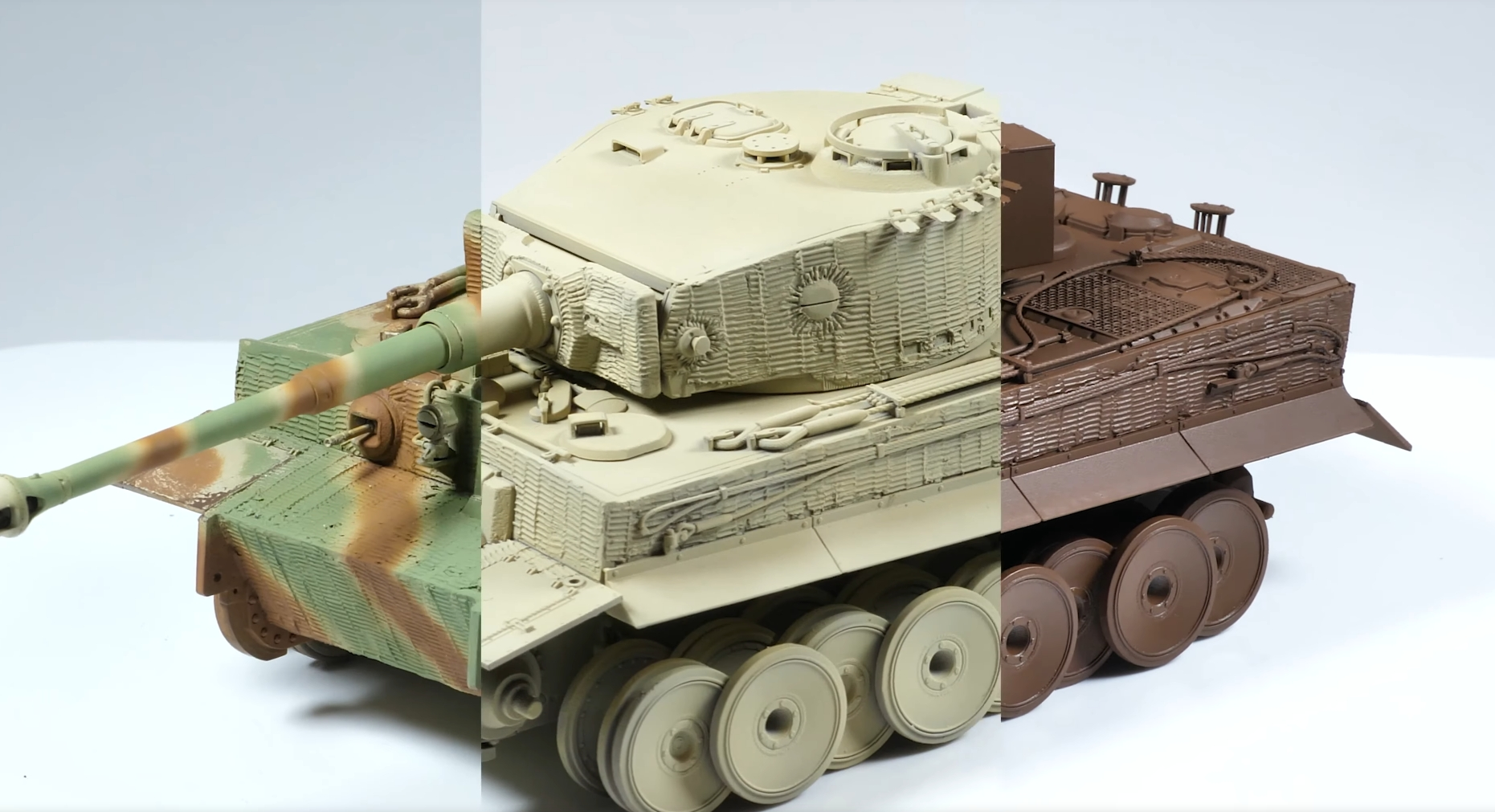 What Airbrush to Paint a Tank With?