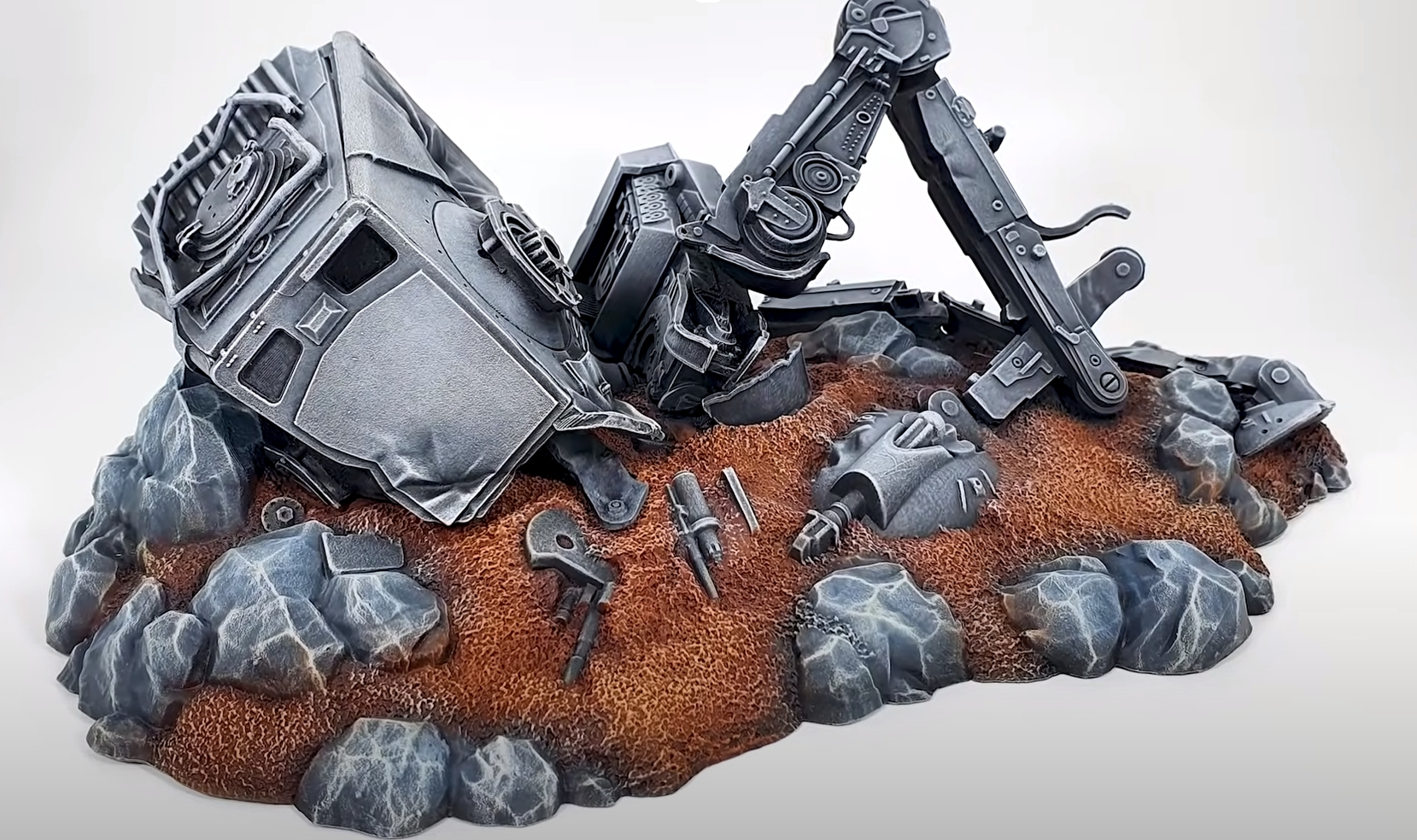 Dry Brushing For Miniatures And Models