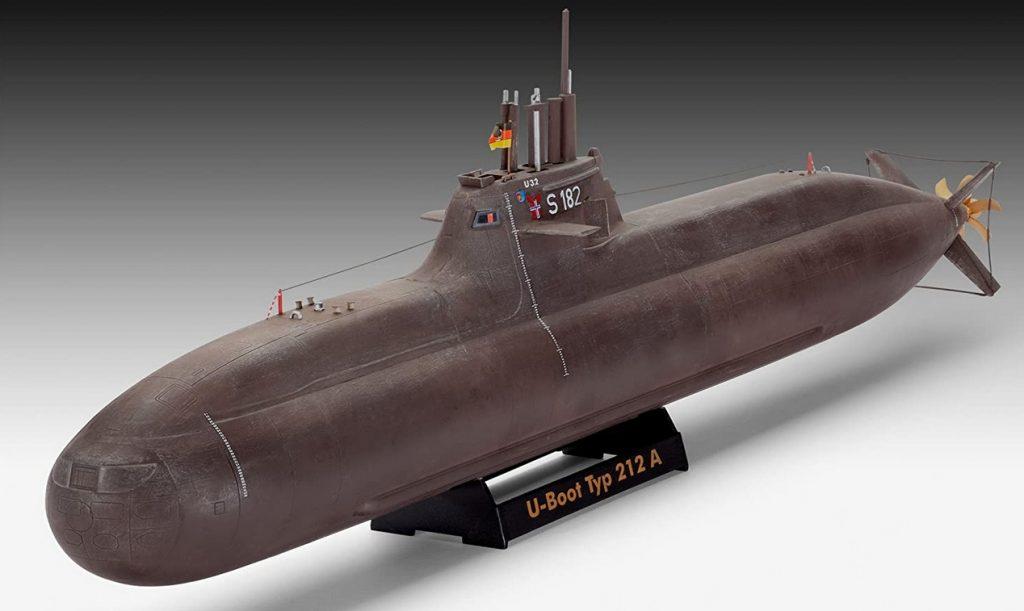 Ударная подводная лодка Тип 212 ВМС Германии
