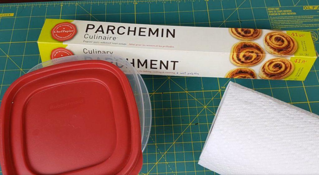 Wet Palette Supplies